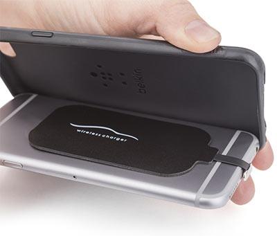 Wireless QI charging