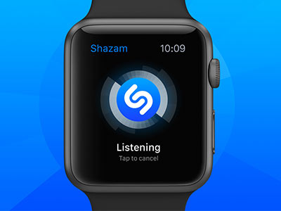 Use Shazam Automatically