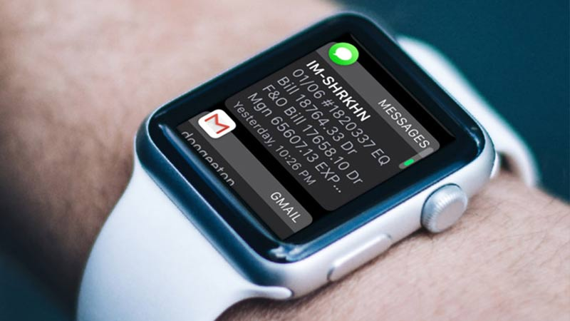 notifications reasons to Own An Apple Watch
