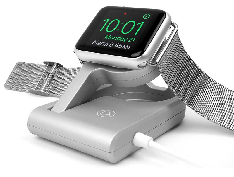 LXORY foldable apple watch charger