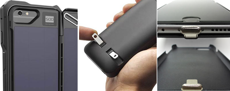 iPhone Cases That Will Charge Your Phone