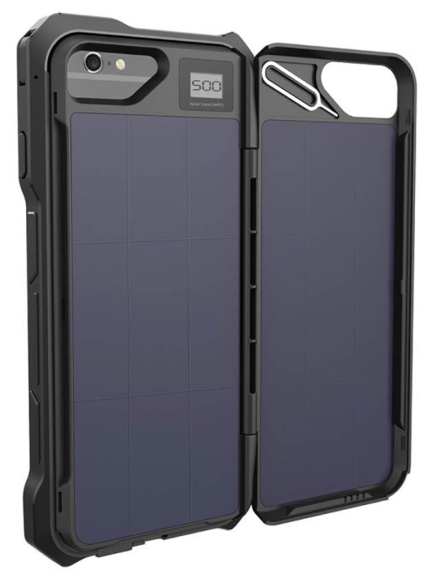 self-charging solar-case