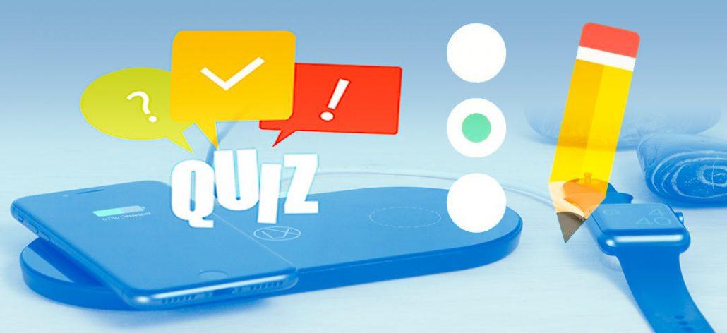 wireless charging quiz