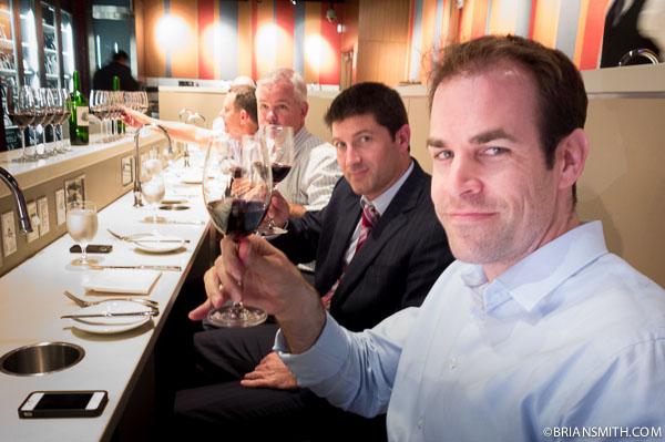 Wine Club Miami - January 2013 Tasting