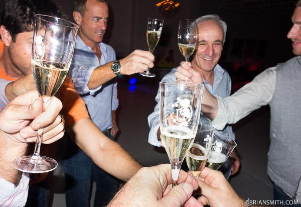 Wine Club Miami November 2014 Champgne Tasting