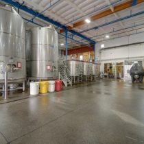 The Wine Foundry Tank Farm