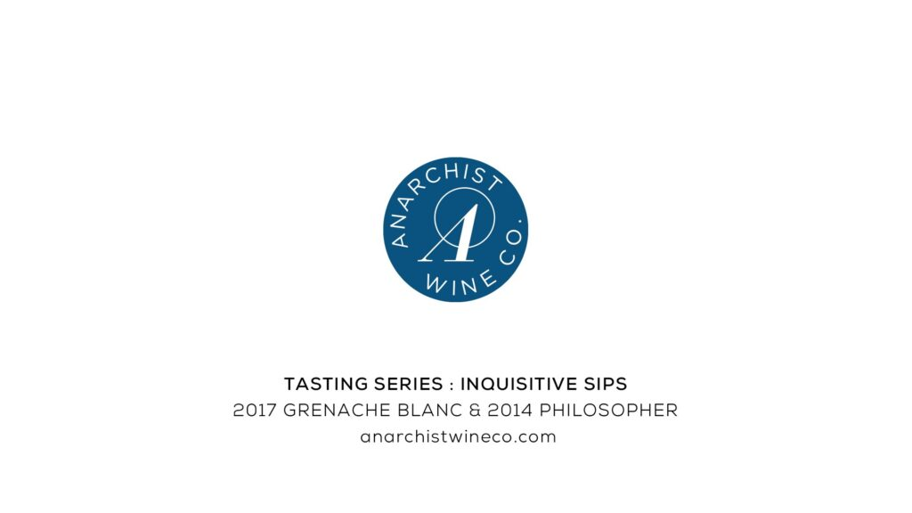 Inquisitive Sips-Virtual Tasting