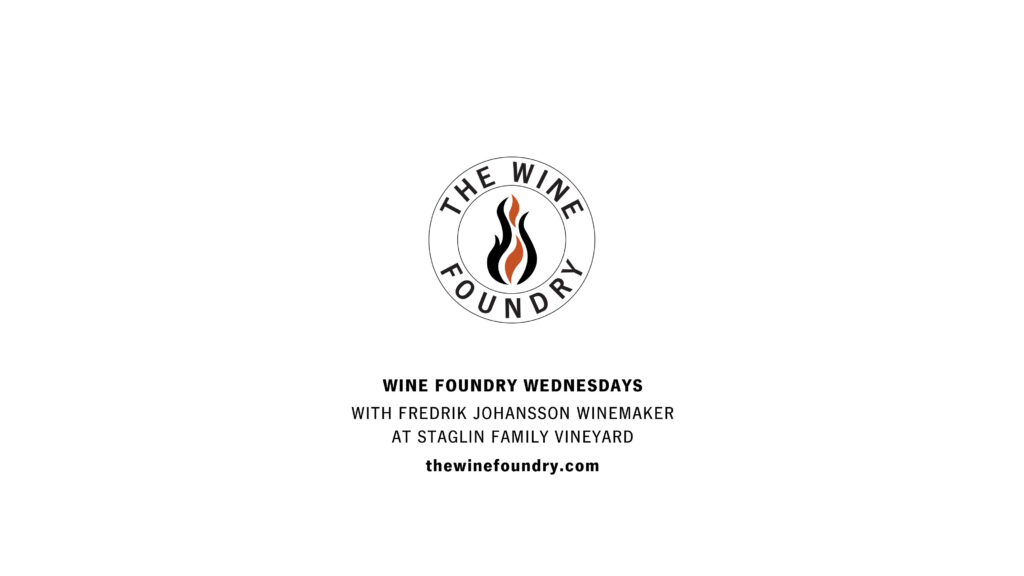 Wine Foundry Wednesdays