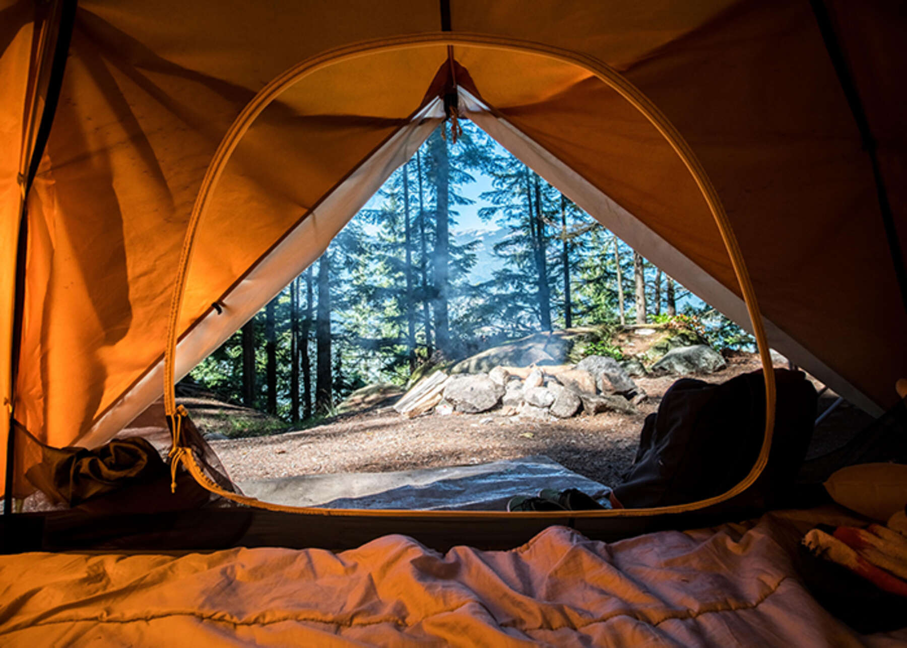10 Things I Learned Camping during Midlife