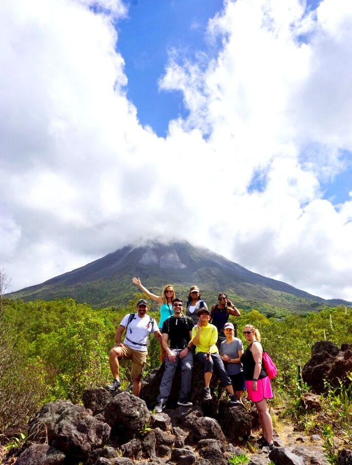 Trip N Trek Travel Club - Arenal Volcano