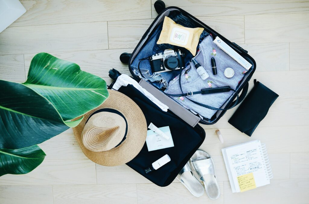 How to pack for International Flights