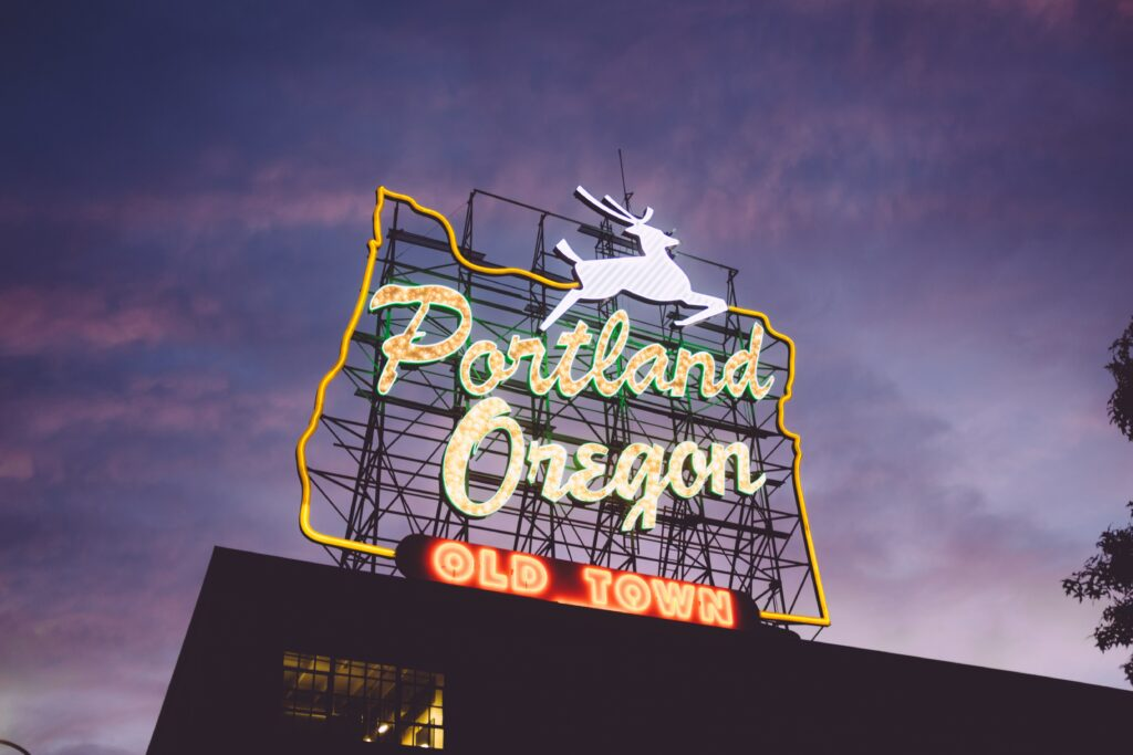 What to do and see in Portland Oregon, Willamette Valley and Mount Hood
