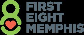 First 8 Memphis Logo