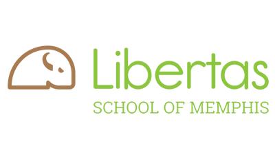 Libertas School of Memphis logo