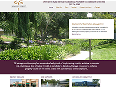 GS Management Company website