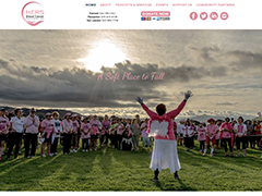 HERS Breast Cancer Foundation website