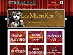Starstruck Theatre website
