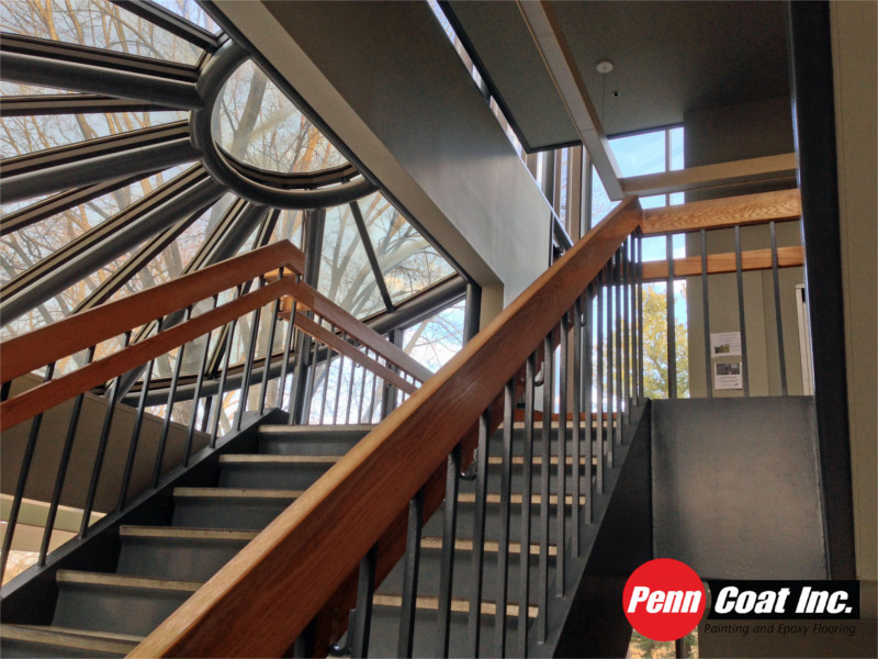 architectural commercial coatings