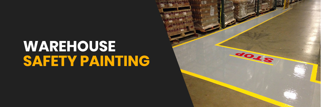 Warehouse Safety Painting
