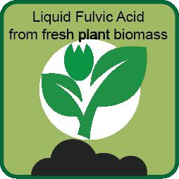 Fulvic Acid Liquid Concentrate