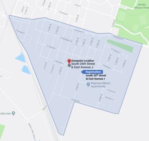 Crestview/Wayman Manor Community Team Cleanup Day @ Crestview/Wayman Manor Area