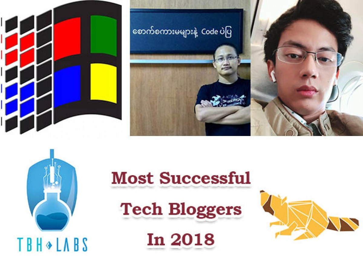 In 2018 the most successful Tech Blogger 5