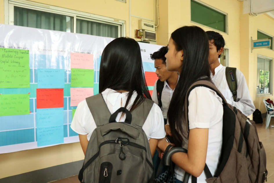 Yangon Computer cyber security add new specialized subjects look