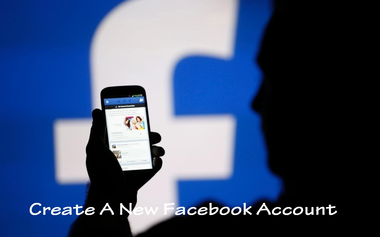 Create A New Facebook Account