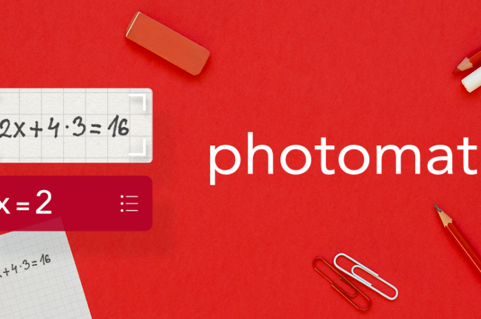 Photomath New Vresion