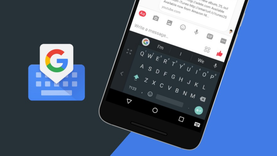 Gboard the Google Keyboard 9.1.8 Apk