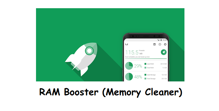 RAM Booster (Memory Cleaner)