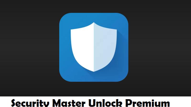 Security Master Unlock Premium