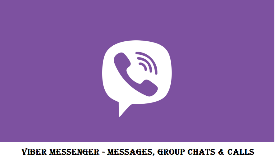 Viber Messenger – Group Chats & Calls
