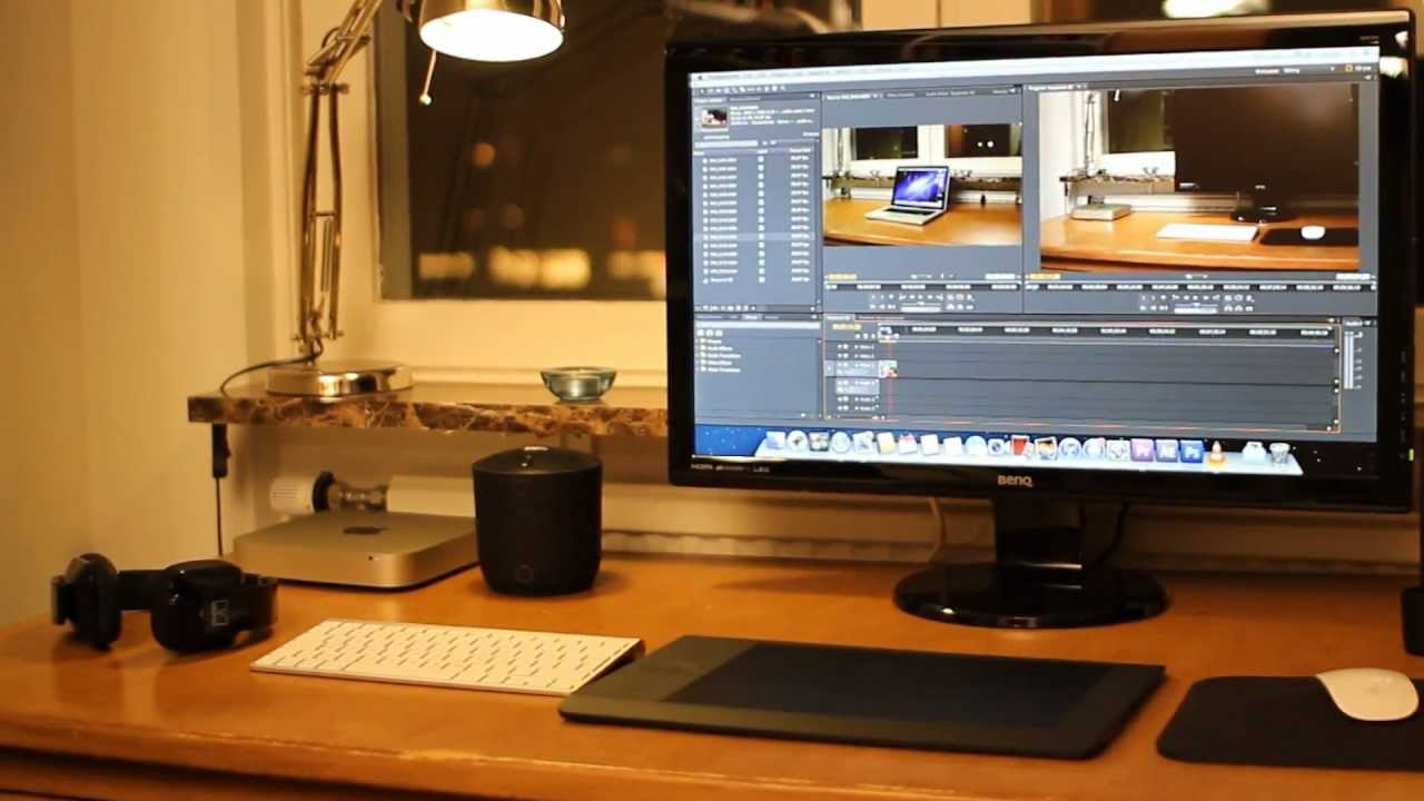 Computer Editors Videos Background Full HD