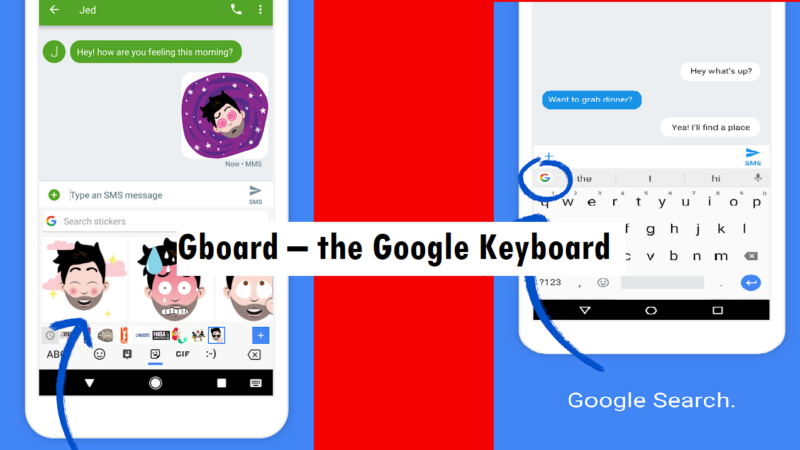 Gboard – the Google Keyboard V9.6