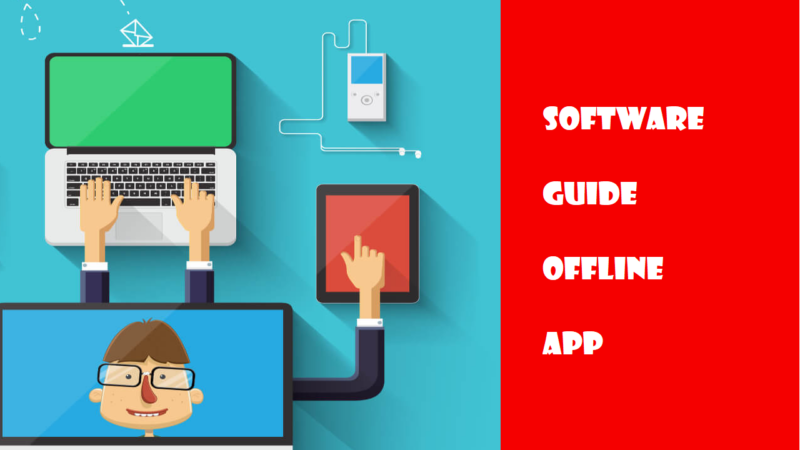 Software Guide Offline App