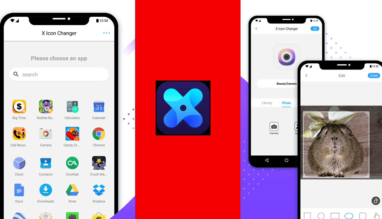 X Icon Changer – Customize App Icon & Shortcut