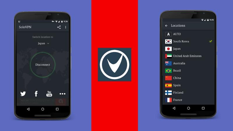 Solo VPN – One Tap Free Proxy