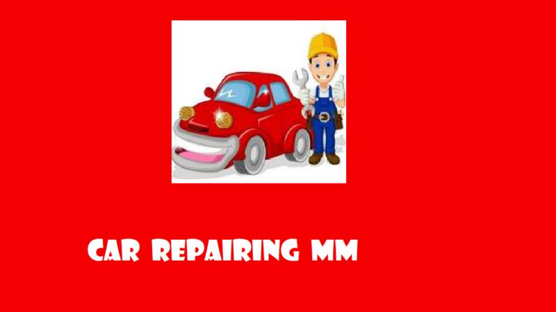 Car Repairing MM