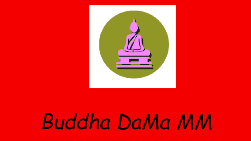 Buddha DaMa MM 1.0