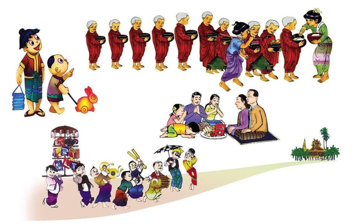 Tavatimsa Buddha Image