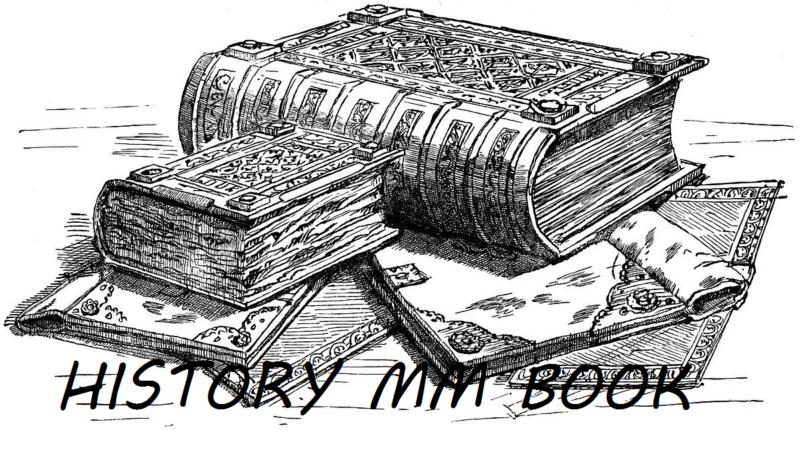 Old HistoryBook