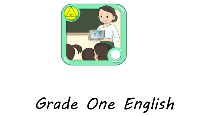 Grade One English