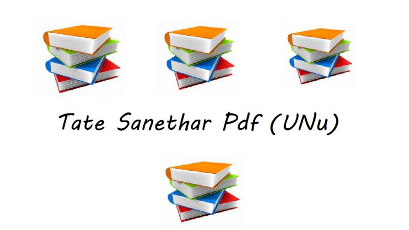 Tate Sanethar Pdf (UNu)