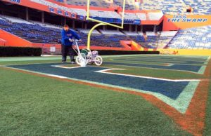 Florida Field turf is Celebration Bermuda.