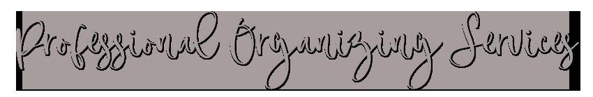 professionalorganizingservices