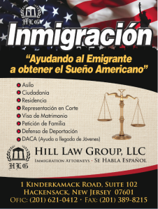Immigration Lawyer Connie Hill Paramus NJ