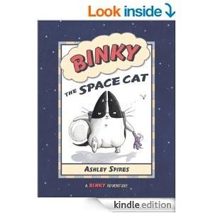 Adorable book series Meg recommends.