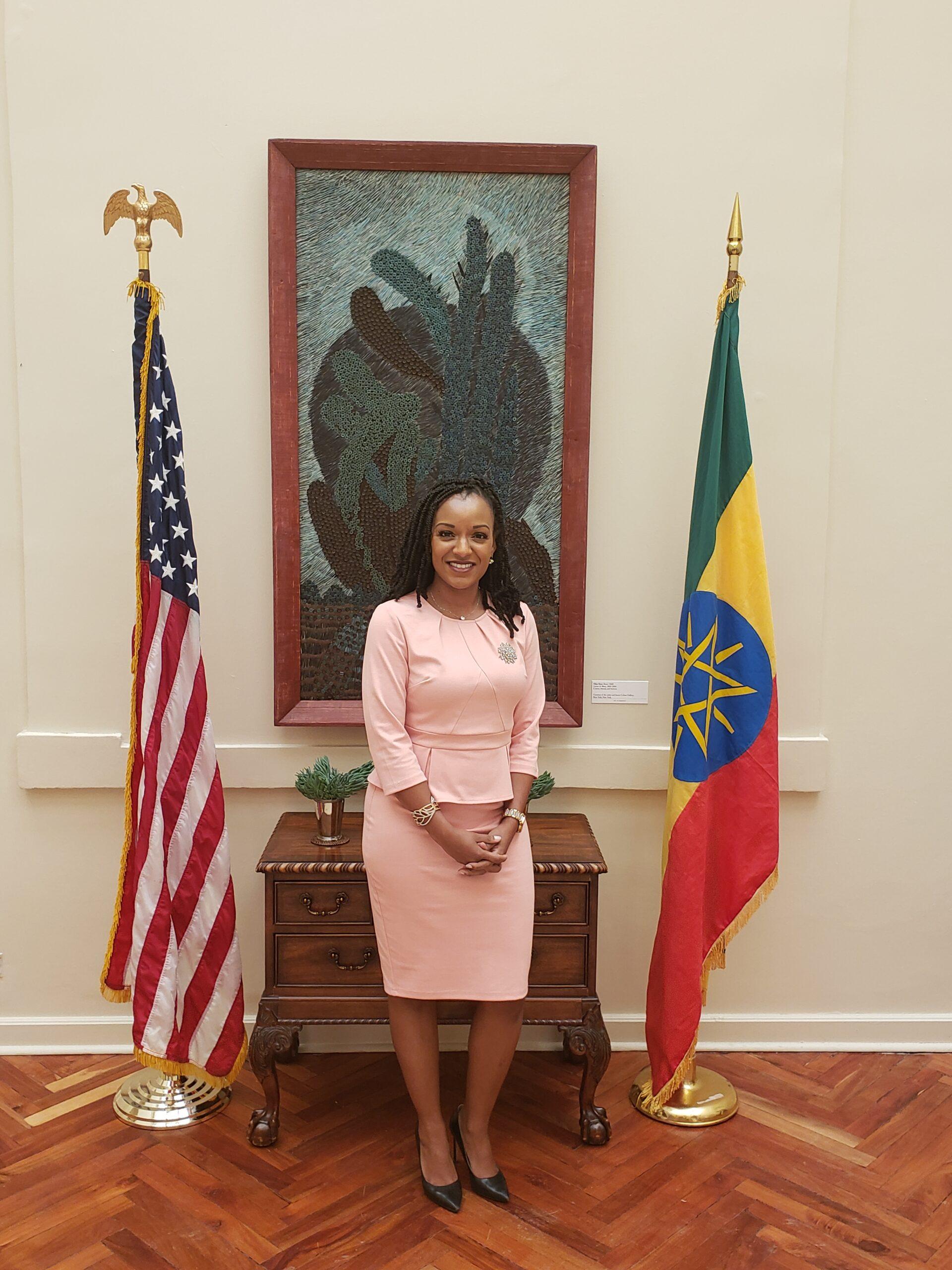 US Ethiopian Embassy