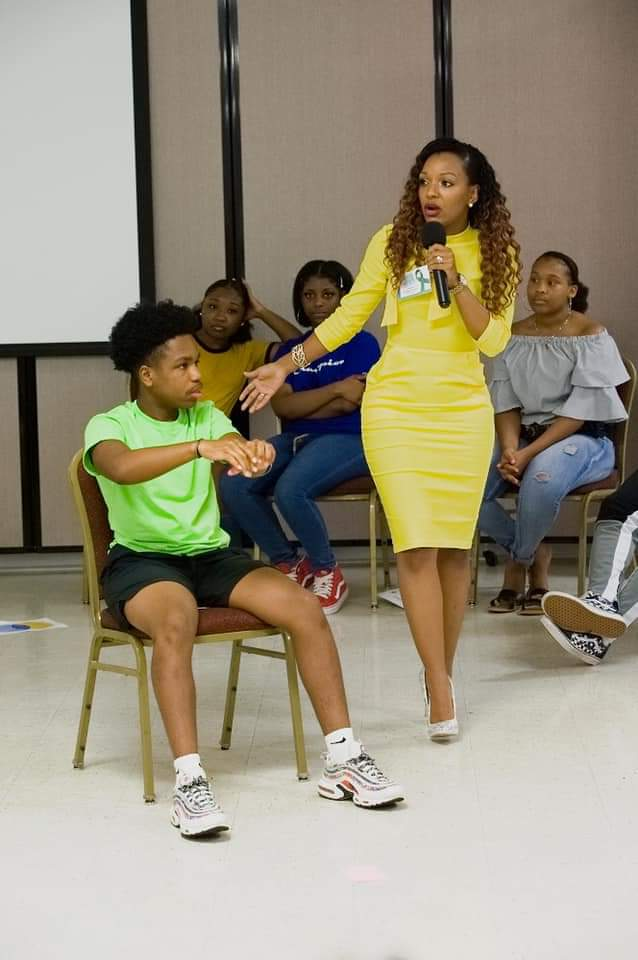 Guest Speaker at Raleigh North Youth Mental Health Summit
